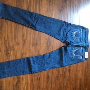 Woman's True Religion Size 26 Jeans